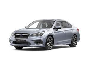 Объявлены официальные цены Subaru Legacy 2018 модельного года